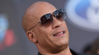 Vin Diesel And Steve Aoki Have An EDM Song Together And Vin Thinks It's Grammy-Worthy