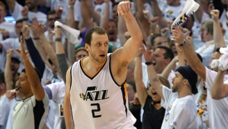 Jazz Forward Joe Ingles Clapped Back At The Warriors' Worries About Utah's Lack Of Nightlife