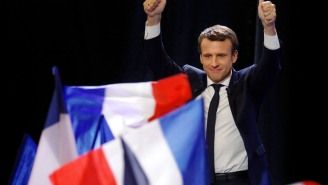 Barack Obama Throws His Support Behind Emmanuel Macron In The French Presidential Election