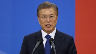 South Korea's Leader Is 'Shocked' To See The U.S. Expand The THAAD Anti-Missile System Without Warning