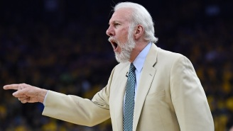 Gregg Popovich Put LaMarcus Aldridge On Blast For His Lack Of Effort
