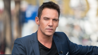 UPROXX 20: Jonathan Rhys Meyers Is Not Afraid To Serve Ben & Jerry's Ice Cream As A Main Course