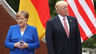 Angela Merkel Warns Europe They Cannot Rely On America Following 'Unsatisfactory' G7 Talks With Trump