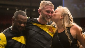Alexander Gustafsson Says Jon Jones Is 'Not A Champion' And 'Not A Good Person' In His Eyes