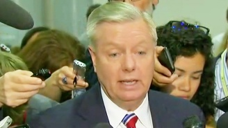 Sen. Lindsey Graham: The Russia Probe 'Seems To Me' To Have Shifted Into A Criminal Investigation