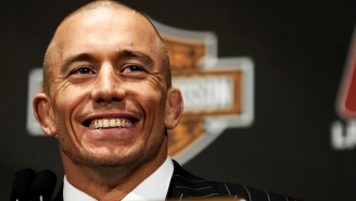 GSP Says He'll Retire If He Loses His Comeback UFC Fight: 'This Is It For Me'