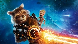 A 'Guardians Of The Galaxy Vol. 2' Scene Is Described, Along With Details About The Third Movie