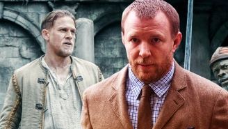 Guy Ritchie Talks 'King Arthur' And Why He's Surprised To Learn People Want A 'Man From U.N.C.L.E.' Sequel