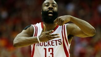 Lil B Offered To Remove The Curse After James Harden's Latest Playoff Loss