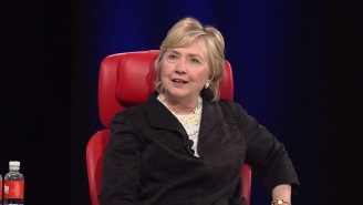 Hillary Clinton: My Email Probe Was A Huge 'Nothingburger,' But The Press Treated It 'Like Pearl Harbor'