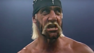 Hulk Hogan Had Some Problems Adjusting To His Heel Turn In WCW