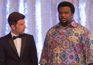 Fox Picks Up 'Ghosted,' A Comedic 'X-Files' Starring Adam Scott And Craig Robinson
