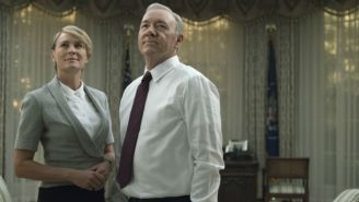 What's On Tonight: 'House of Cards' Tries To Out-Scandal Real Life Politics