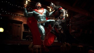 'Injustice 2' Is A Comic Book Crossover Come To Life