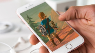 'The Legend Of Zelda' May Be Nintendo's Next iPhone Game