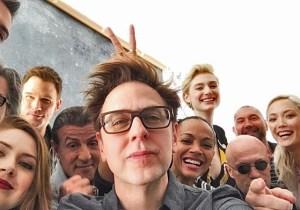 James Gunn Pens An Inspiring Thank You Letter To Fans Of 'Guardians Of The Galaxy Vol. 2'