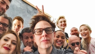James Gunn Pens An Inspiring Thank You Letter To Fans Of 'Guardians Of The Galaxy Vol. 2'