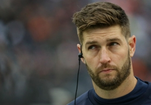Just Like Tony Romo, Jay Cutler Is Moving To The Broadcast Booth This Fall