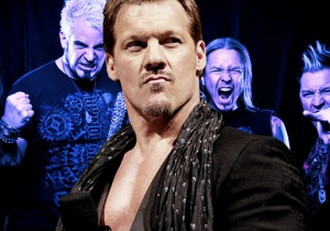 Chris Jericho Talks Fozzy Blowing Up, Wrestling Until He's 90, And Why He Won't Put You On The List