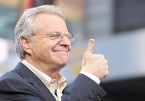 Some Ohio Democrats Are Actually Pushing Jerry Springer For A Gubernatorial Run