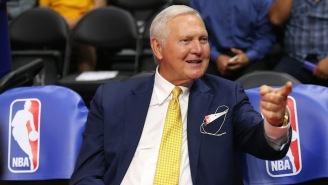 Even Jerry West Knows The Warriors' Dominance 'Isn't What Anyone Wants To See'