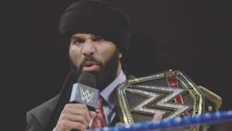 The Canadian Government Put Some Things On Hold To Talk About Jinder Mahal