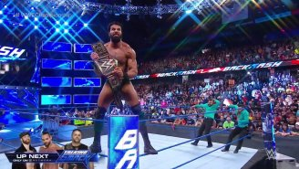 Jinder Mahal Shocked The World At WWE Backlash