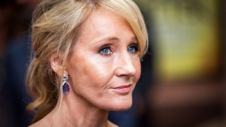 J.K. Rowling Roasts Donald Trump For His Latest Tweets Written In The Third Person