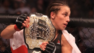 Joanna Jedrzejczyk Wants To 'Be Like Conor McGregor' By Winning A Second UFC Belt