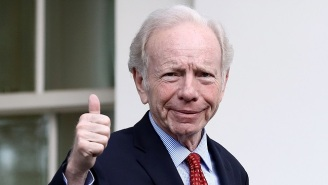 Joe Lieberman May Be Trump's Pick To Lead The FBI Because They 'Bonded' During A Recent Meeting