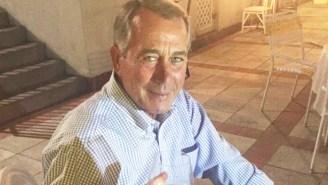John Boehner Calls Trump 'A Complete Disaster,' But At Least He's Enjoying Retirement