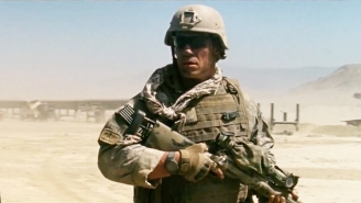 'The Wall' Is Not A Typical Iraq War Movie, And Not Just Because It Stars WWE's John Cena
