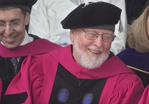 John Williams Was Honored With An A Cappella Tribute That Would Make Andy Bernard Proud