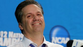 John Calipari Has Agreed To A Lifetime Contract With Kentucky