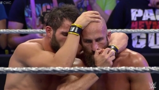 Relive Tommaso Ciampa's Betrayal Of Johnny Gargano With This Heartbreaking Video