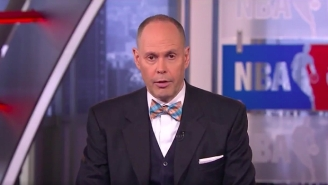 Ernie Johnson Sent Out A Touching Message To Chris Berman After His Wife's Death