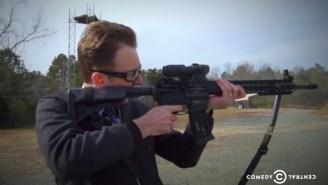 'Daily Show' Correspondent Jordan Klepper Will Solve America's Gun Problem In A New Special