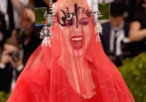 Katy Perry's Met Gala Look Has People Drawing Otherworldly Comparisons