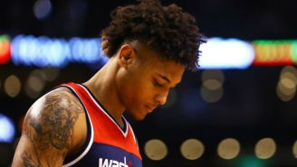 Washington's Kelly Oubre Jr. Says Celtics Fans Booing Him 'Lets Me Know I'm Alive'