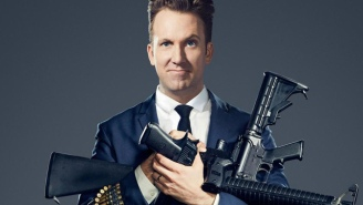Jordan Klepper Is Here To Solve America's Gun Problem