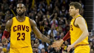 Kyle Korver Says LeBron And The Cavs Want To Sweep Toronto And Take Another Week Off