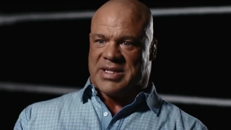 Check Out The Trailer For Kurt Angle's Upcoming WWE DVD Set