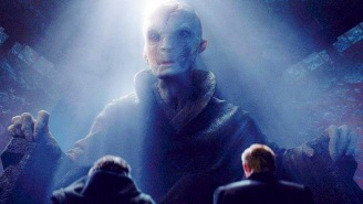 'Star Wars: The Last Jedi' Won't Bring You Many Answers About The Identity Of Supreme Leader Snoke