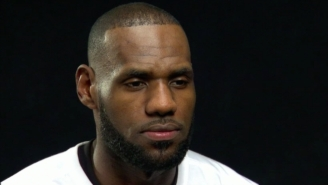LeBron James Says It's 'Frightening' To Be A Black Man In America