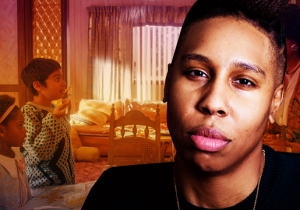 Lena Waithe On Co-Writing 'Master Of None' With Aziz Ansari And Wanting To Do It All
