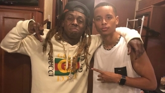 Did Lil Wayne And Birdman Just End Their Beef At The Rolling Loud Festival?