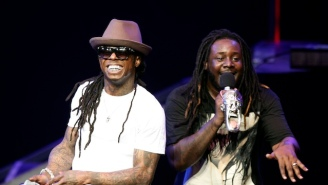 Lil Wayne And T-Pain Just Released A Joint Mixtape Titled 'T-Wayne'