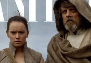 Behold The 'Star Wars: The Last Jedi' Cast In All Their 'Vanity Fair' Cover Glory
