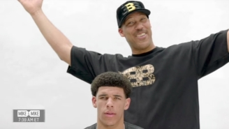 Lonzo Ball's Grandfather May Be The Biggest Baller In The Entire Family