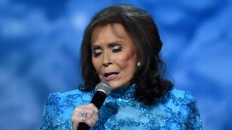 Country Music Legend Loretta Lynn Suffered A Stroke, But Is Expected To Make A Full Recovery